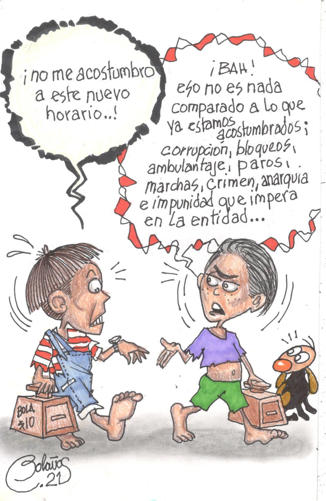 130421 | El Imparcial de Oaxaca