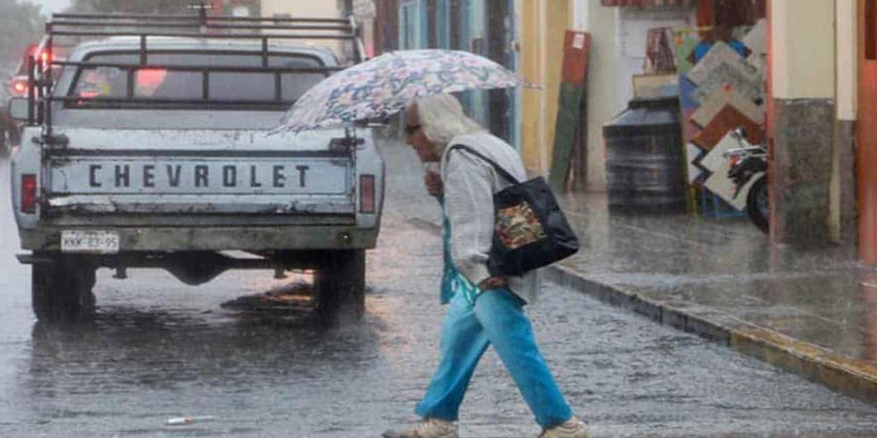 Llueve en San Pedro Tapanatepec | El Imparcial de Oaxaca