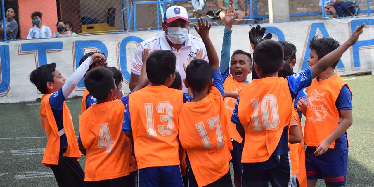 Los niños festejan deportivamente | El Imparcial de Oaxaca