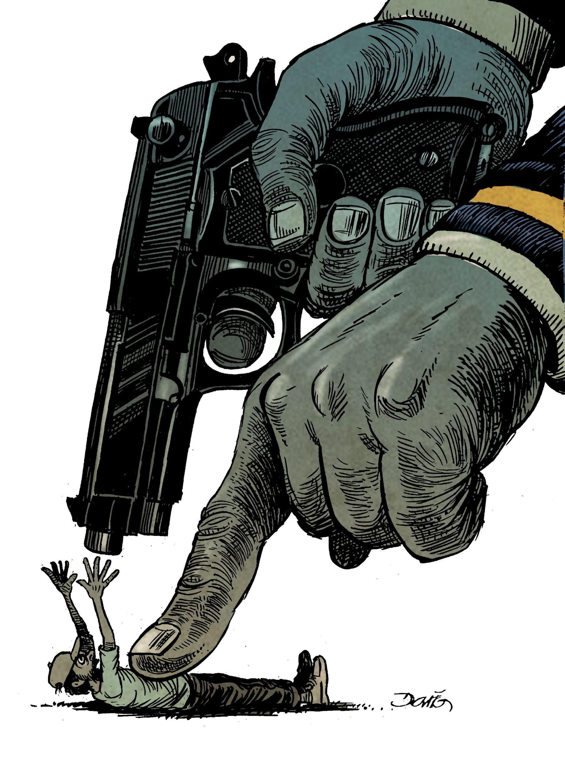 Abuso de fuerza | El Imparcial de Oaxaca