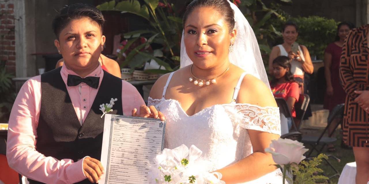 Celebran matrimonio igualitario en Río Grande   El Imparcial de Oaxaca