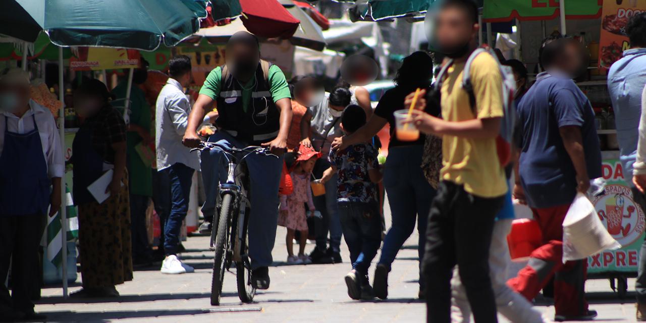Más de 500 nuevos contagios de Covid-19 en Oaxaca durante semáforo verde   El Imparcial de Oaxaca