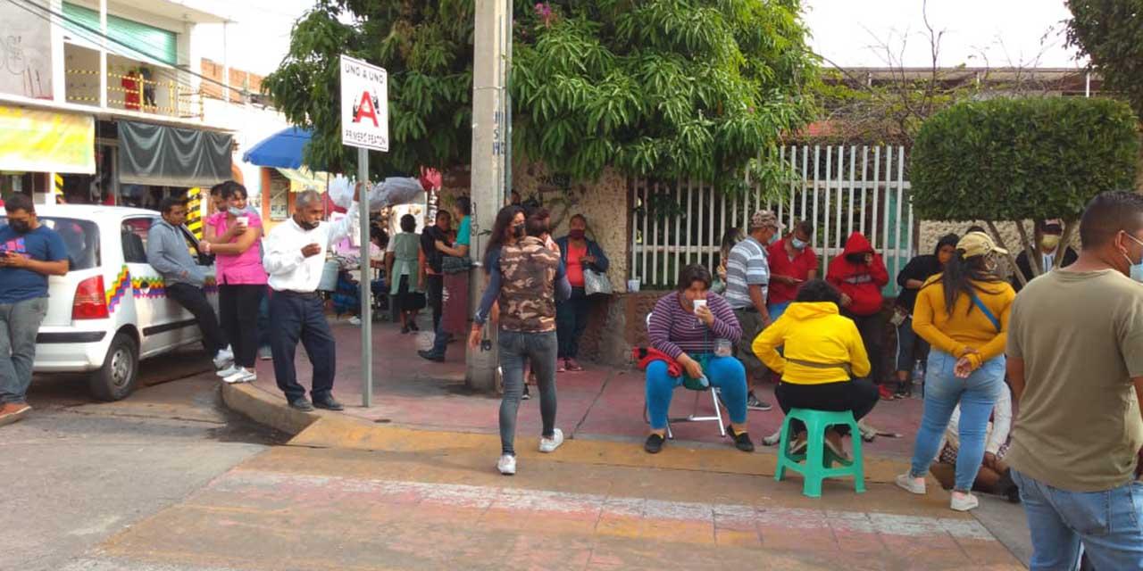 Ambulantes de La Mixteca piden reordenar espacios   El Imparcial de Oaxaca