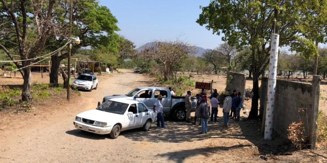 Zafarrancho entre restauranteros y gente que cobra acceso a la playa en Salina Cruz | El Imparcial de Oaxaca