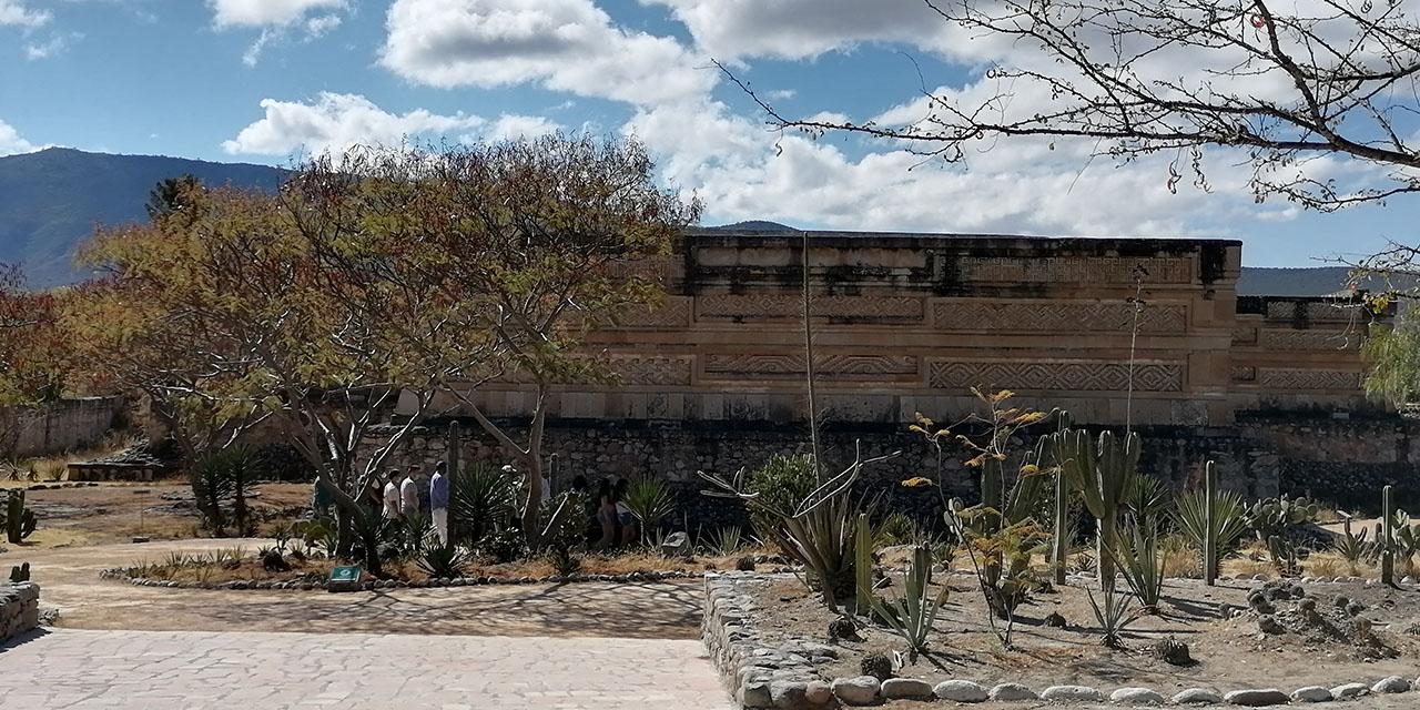 Amplían a 300 aforo para la zona de Mitla   El Imparcial de Oaxaca