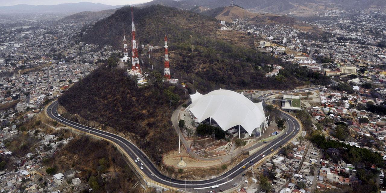 Apelan a la sociedad para reforestar el Cerro del Fortín | El Imparcial de Oaxaca