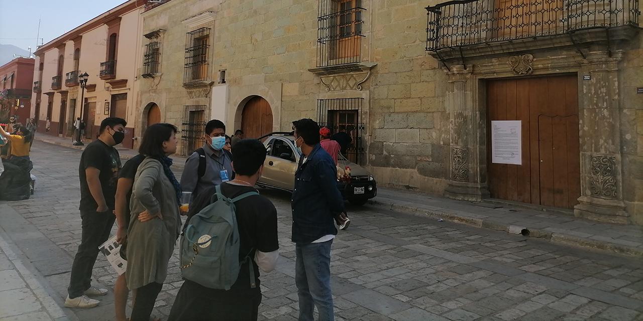 Repudian desalojo en el MACO | El Imparcial de Oaxaca