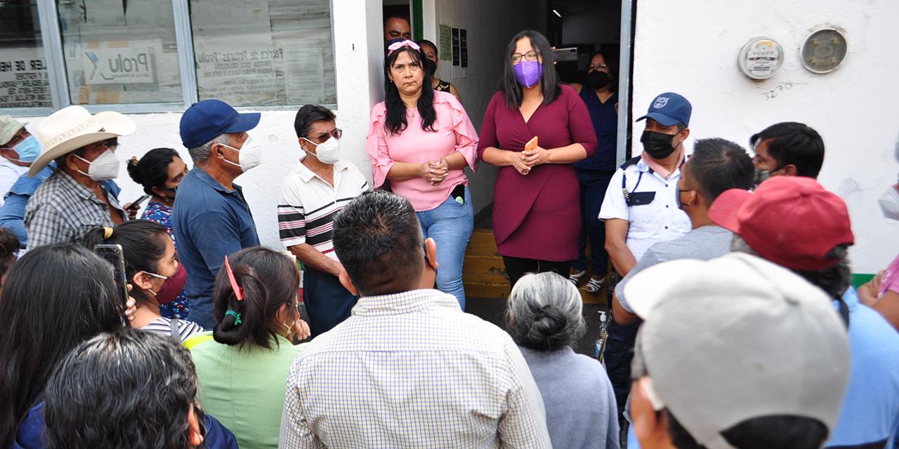 Denuncian presunto fraude de INSUS en Cruz Blanca | El Imparcial de Oaxaca