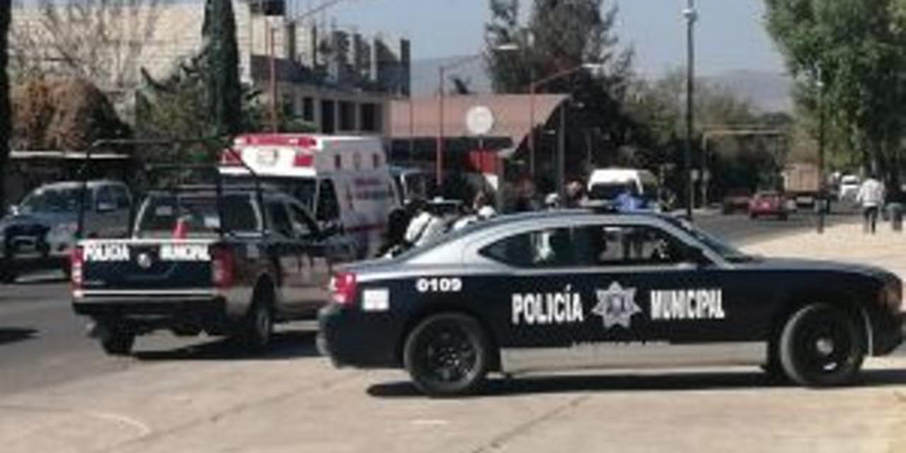 Chofer ebrio provoca violento choque en La Mixteca | El Imparcial de Oaxaca
