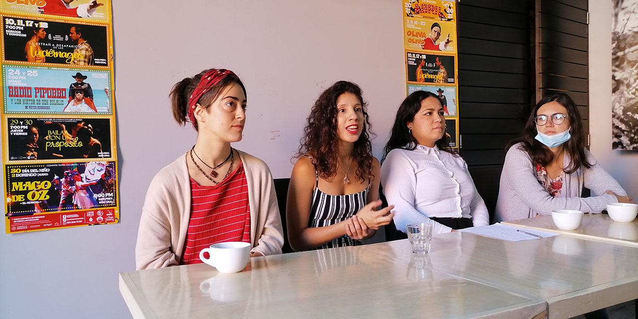 La Locomotora, entre el sano retorno y la necesidad del teatro | El Imparcial de Oaxaca