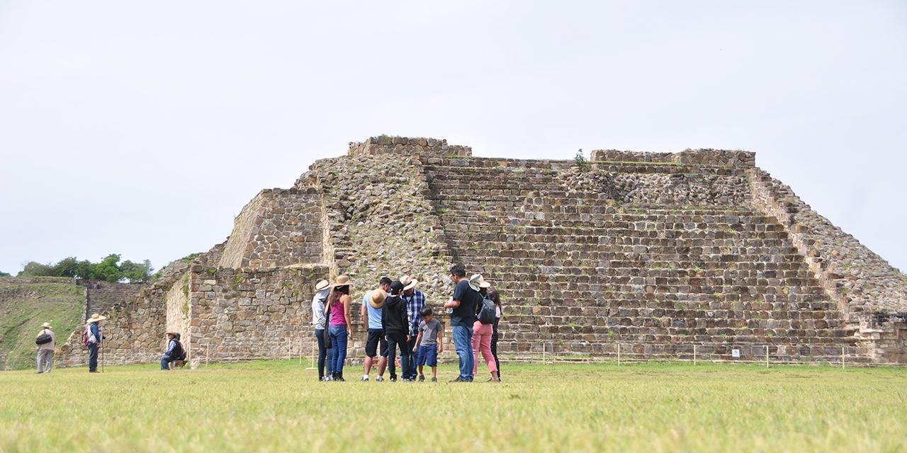 Amplían de aforo en zonas arqueológicas en Oaxaca con semáforo verde sostenido   El Imparcial de Oaxaca