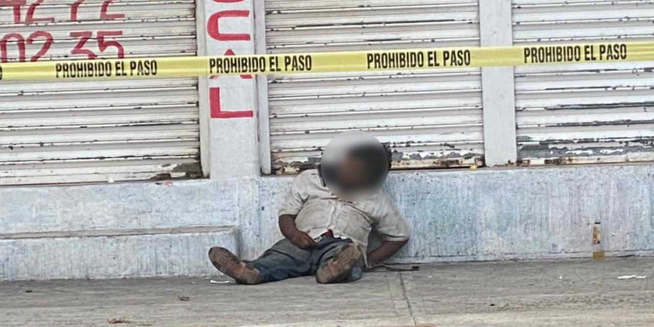 Hallan sin vida a un hombre en Salina Cruz   El Imparcial de Oaxaca