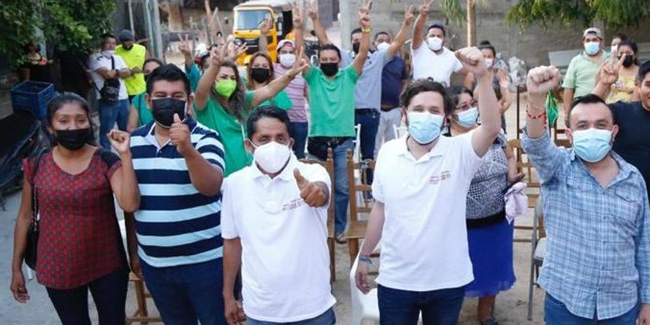Pepe Estefan ofrece legislar políticas a favor de los istmeños   El Imparcial de Oaxaca