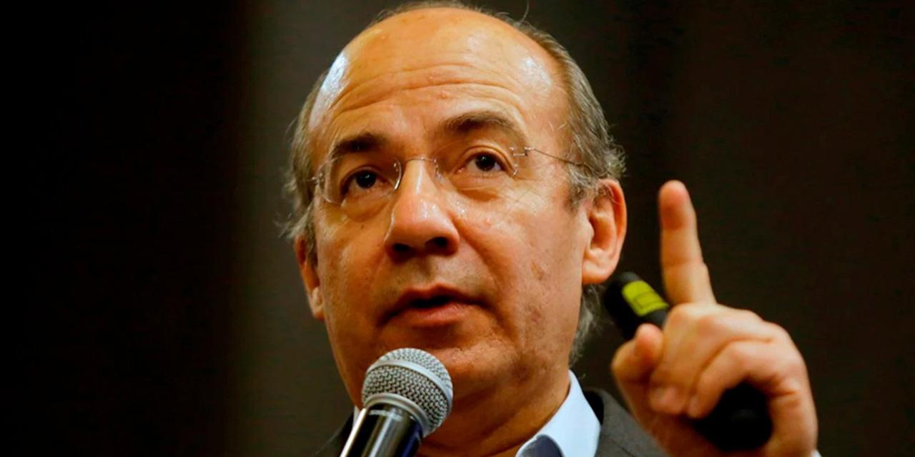 Felipe Calderón critica resolución a favor de Félix  Salgado Macedonio | El Imparcial de Oaxaca