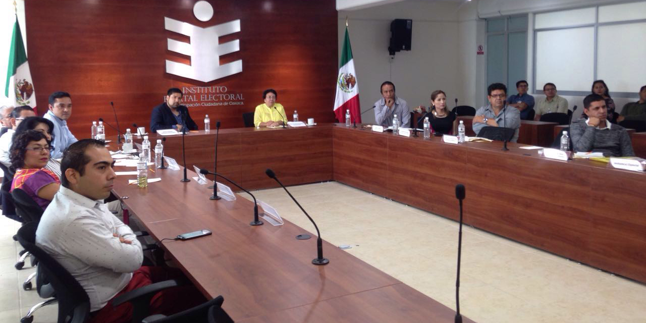Inician campañas, luchan por curules   El Imparcial de Oaxaca