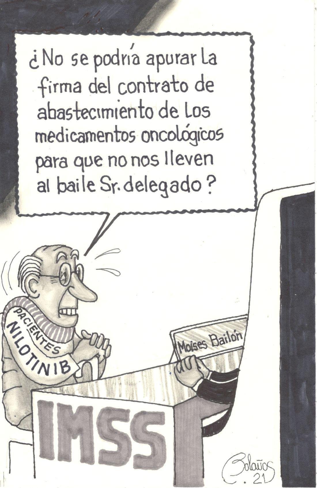 230421   El Imparcial de Oaxaca