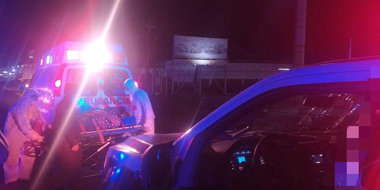 Militar ebrio provoca accidente en Salina Cruz y deja una persona lesionada | El Imparcial de Oaxaca