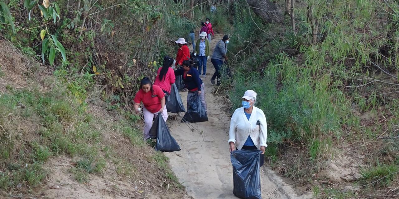 Sociedad y ambientalistas emprenden rescate de río en Santa Cruz Xoxocotlán   El Imparcial de Oaxaca