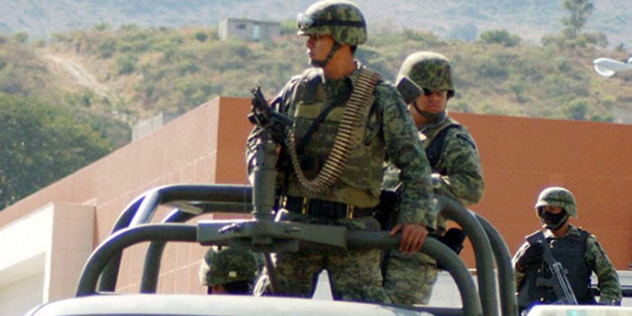 Rechazan cuartel militar en el valle de Tlacolula | El Imparcial de Oaxaca