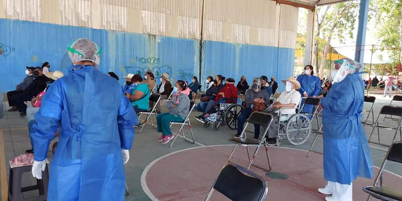 Instalarán 59 puntos de vacunación para el distrito de Tlaxiaco | El Imparcial de Oaxaca