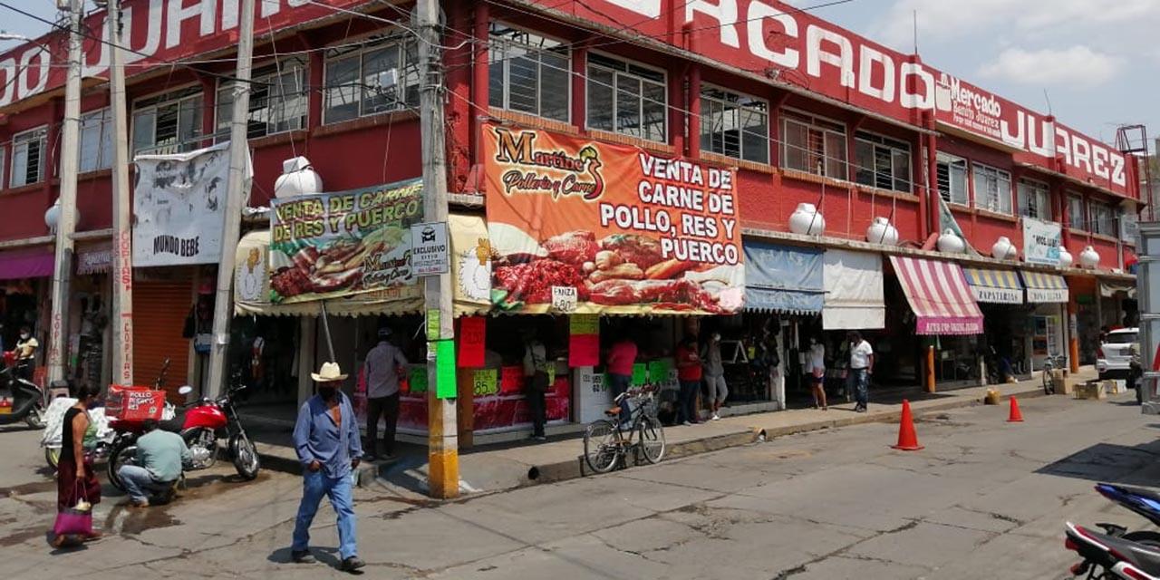Locatarios detienen a mujer por robo en mercado de Huajuapan | El Imparcial de Oaxaca