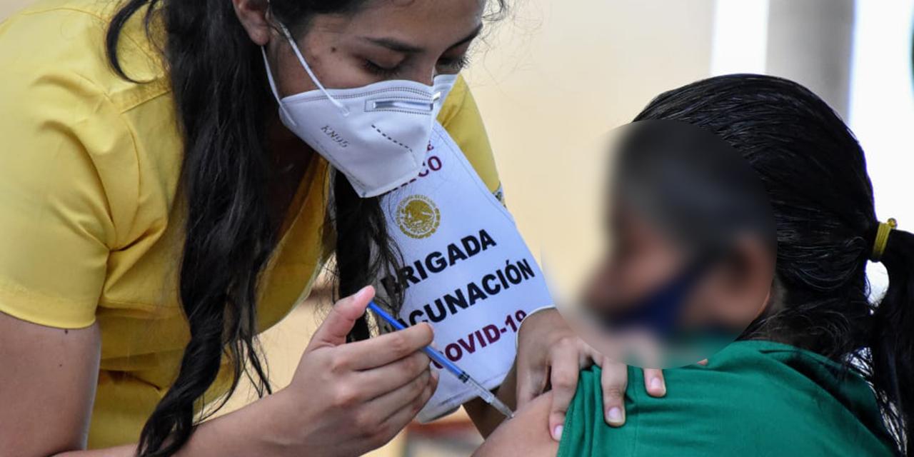 Termina jornada de vacunación en la Costa de Oaxaca   El Imparcial de Oaxaca