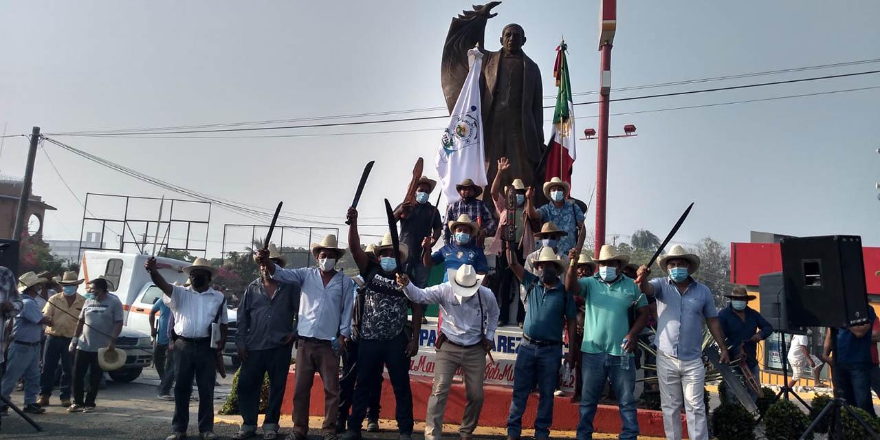 Resurge conflicto agrario entre Colotepec y Mixtepec | El Imparcial de Oaxaca