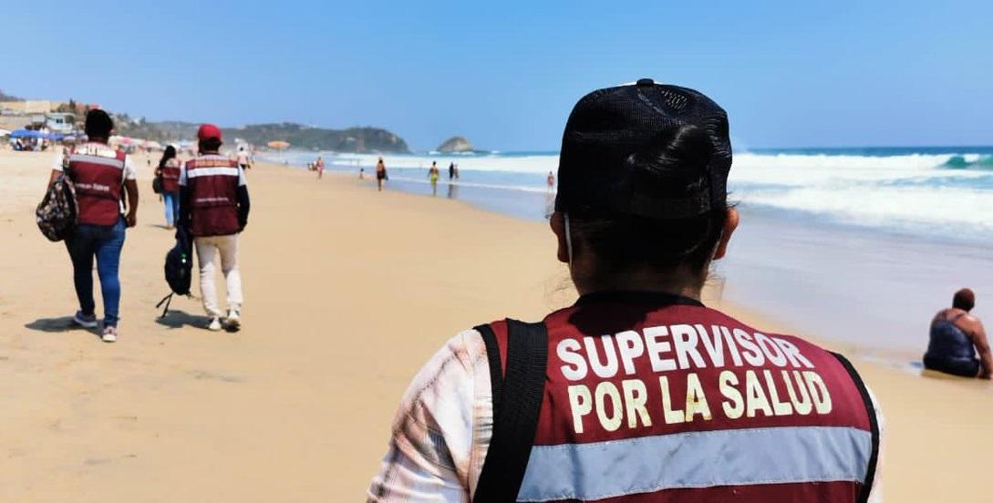 Pese a pandemia ¡Zipolite al tope! | El Imparcial de Oaxaca