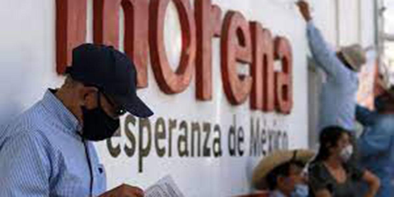 Morena aterriza candidaturas en medio de disputas internas | El Imparcial de Oaxaca