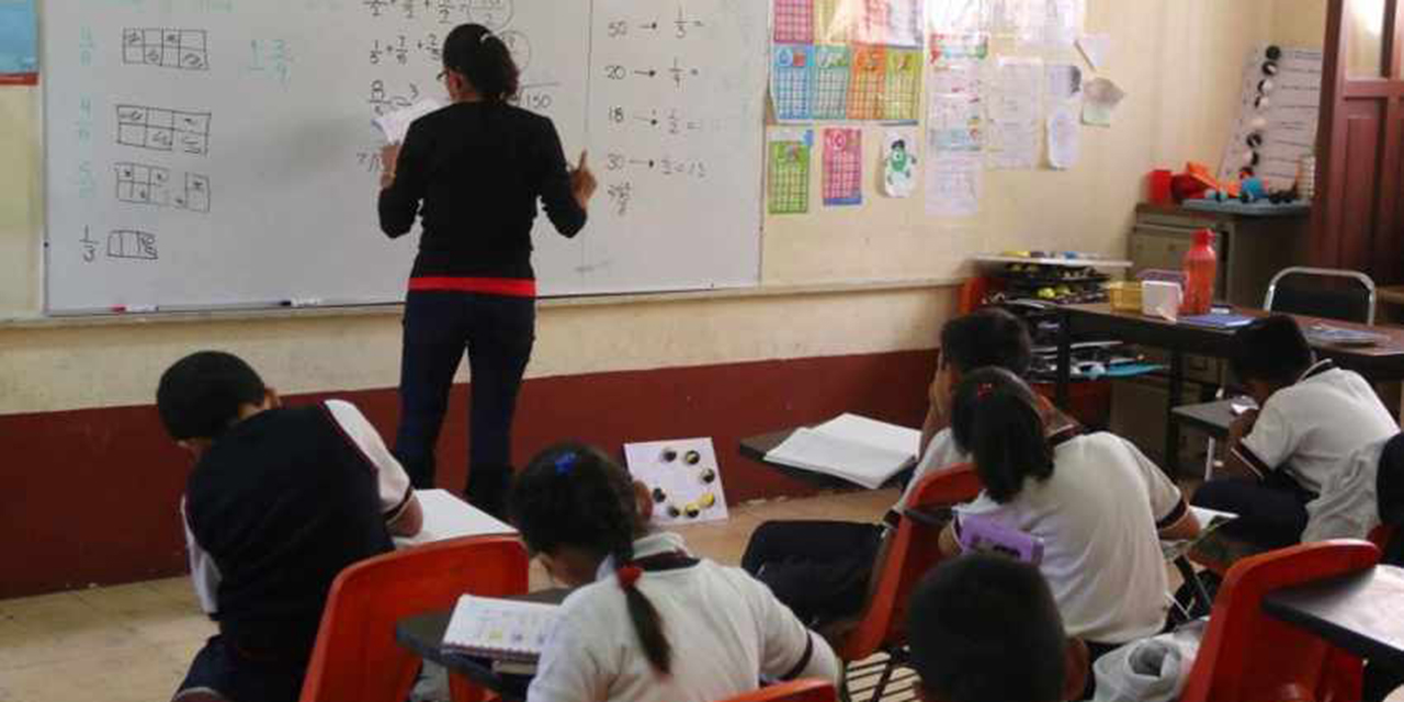 Sección 22 pide vacunar a 85 mil trabajadores | El Imparcial de Oaxaca