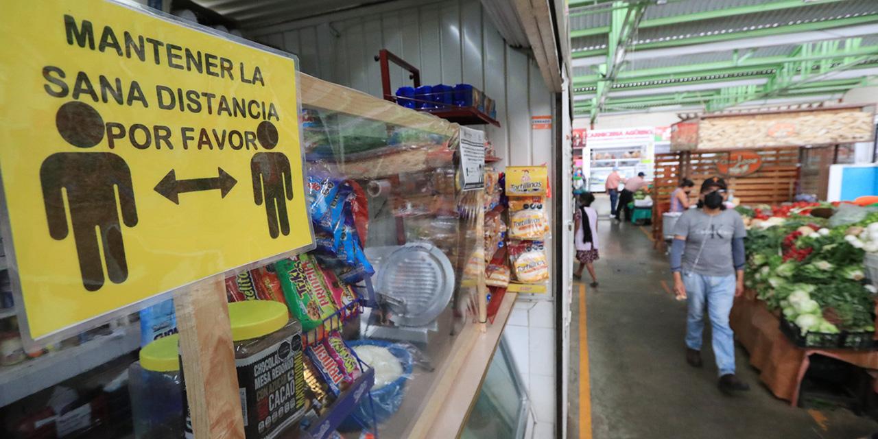 Las ventas no levantan en el Mercado Sánchez Pascuas | El Imparcial de Oaxaca