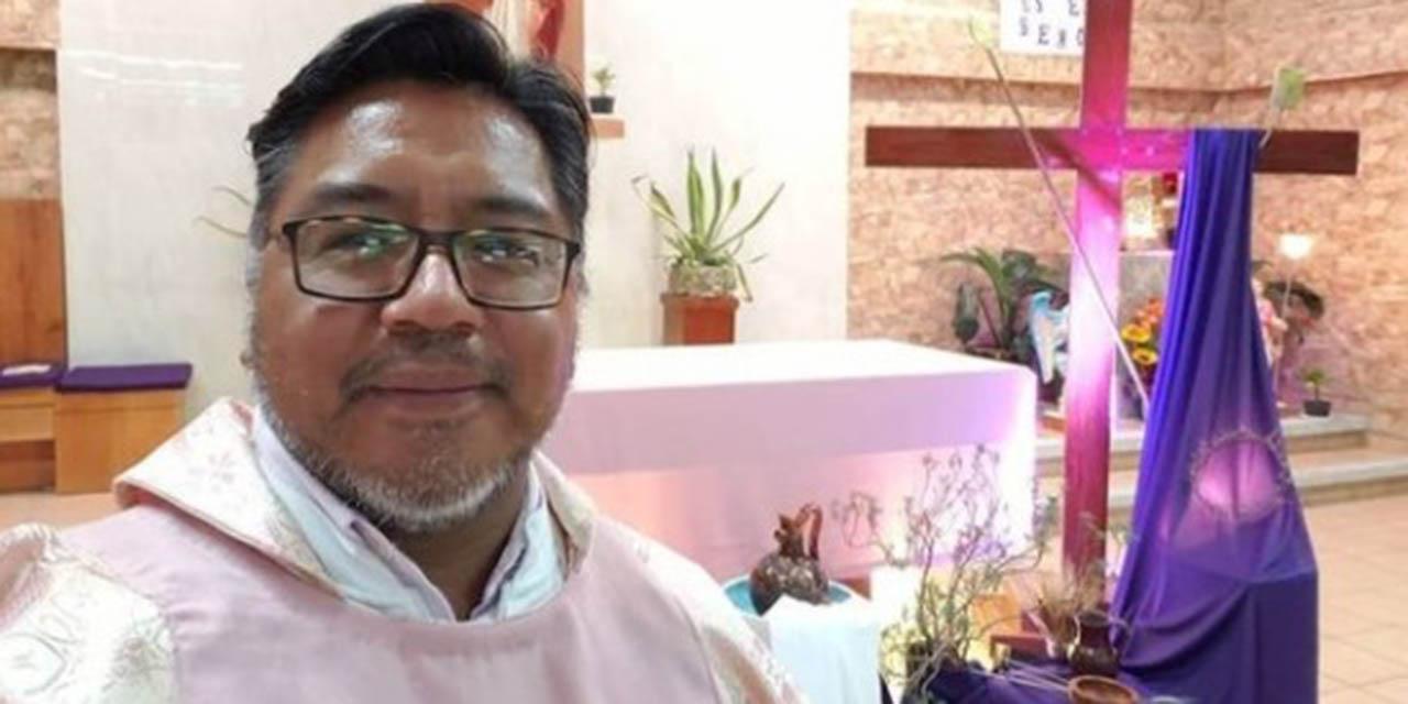 El 'Padre Cheke', el sacerdote mexicano que arrasa en TikTok | El Imparcial de Oaxaca