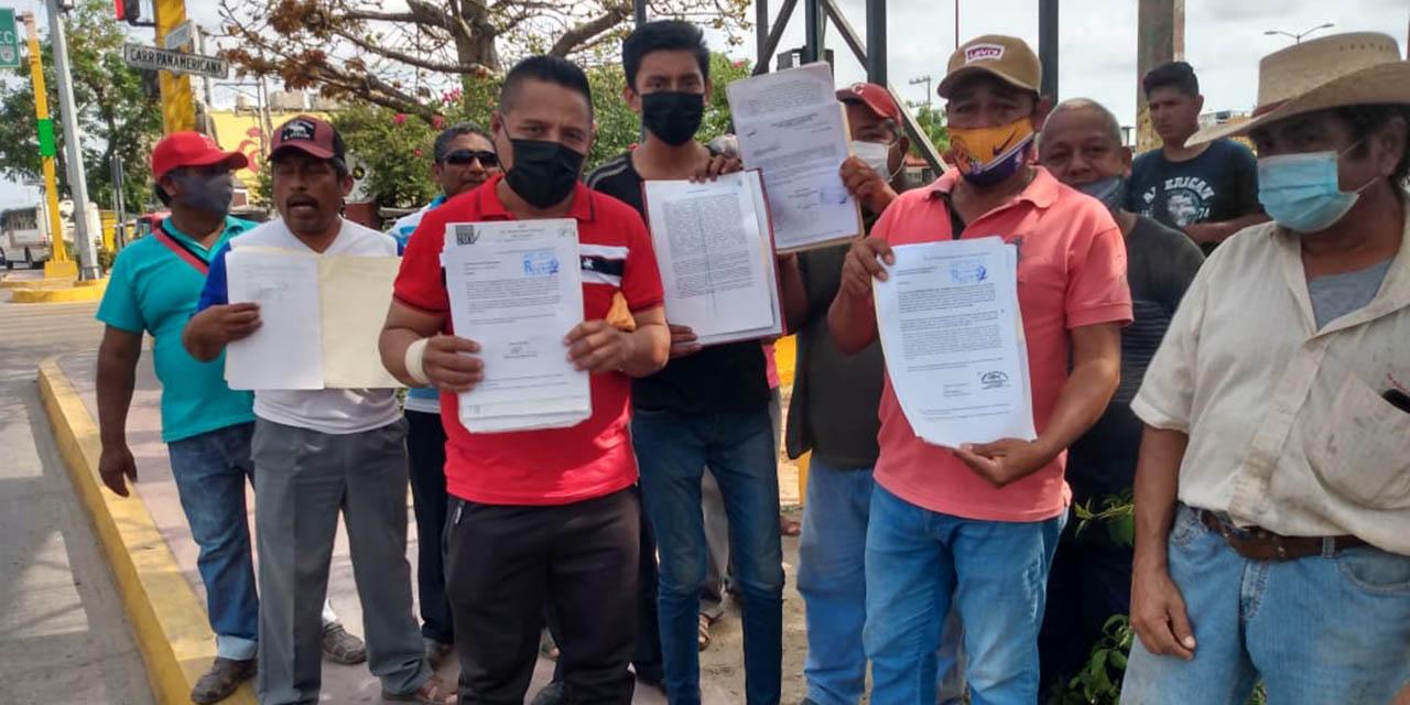 Pescadores del Istmo exigen apoyos de programa federal | El Imparcial de Oaxaca