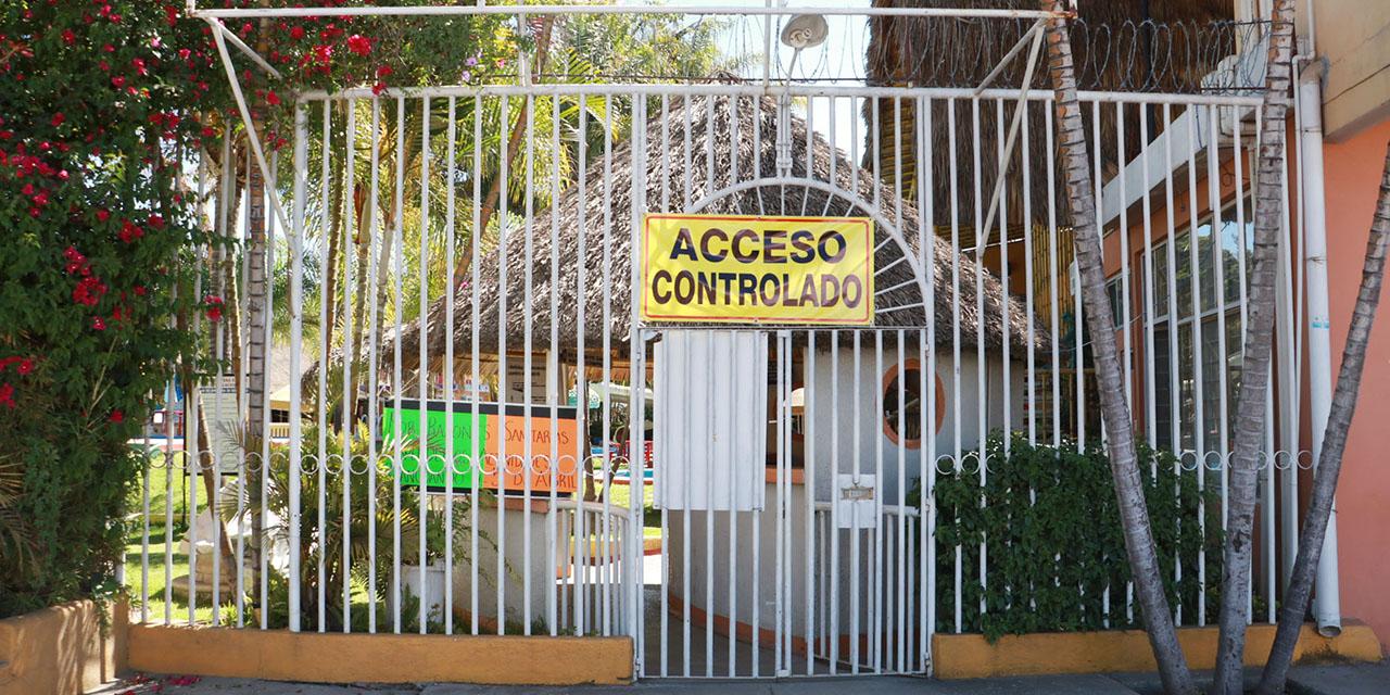 Balnearios del valle eteco lucieron sin bañistas | El Imparcial de Oaxaca