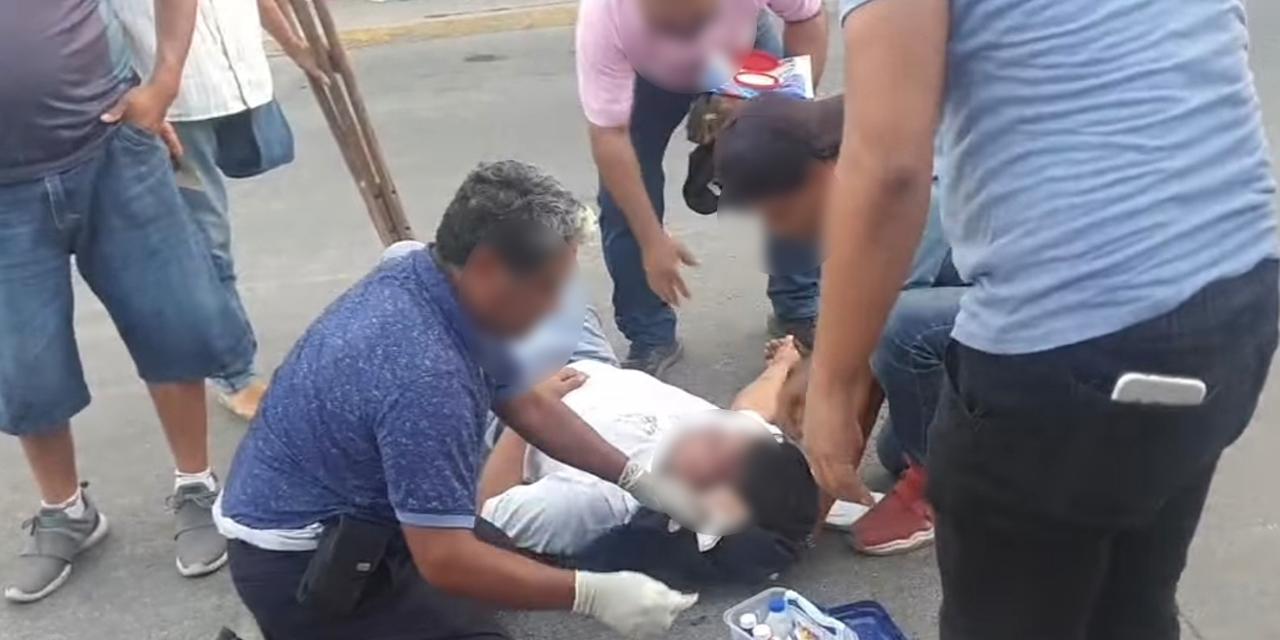 Arrollan a repartidor en Ciudad Ixtepec | El Imparcial de Oaxaca