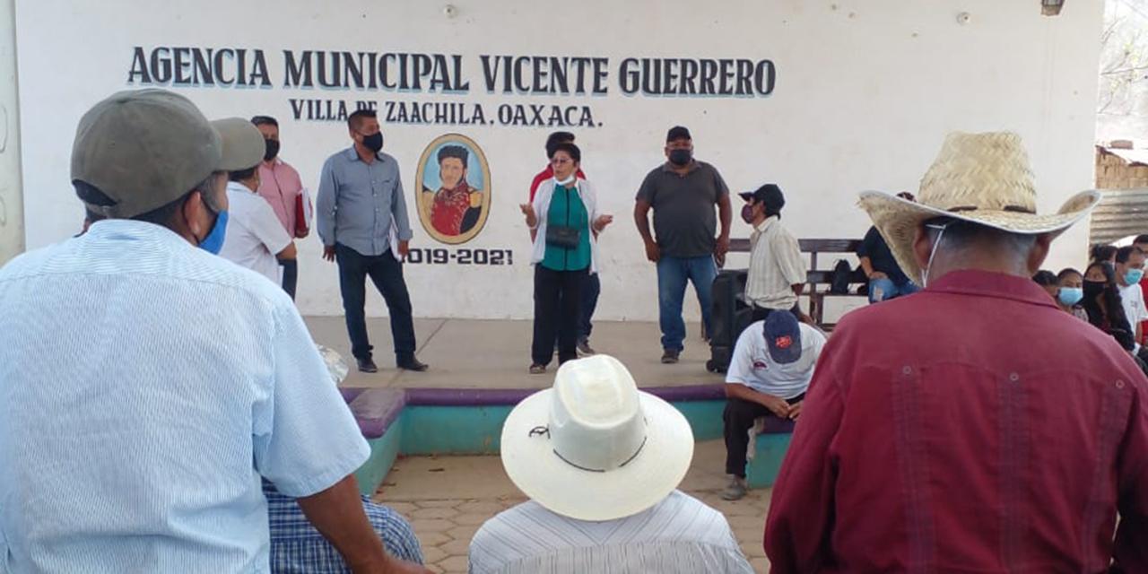 Desconocen a agente de la Vicente Guerrero | El Imparcial de Oaxaca