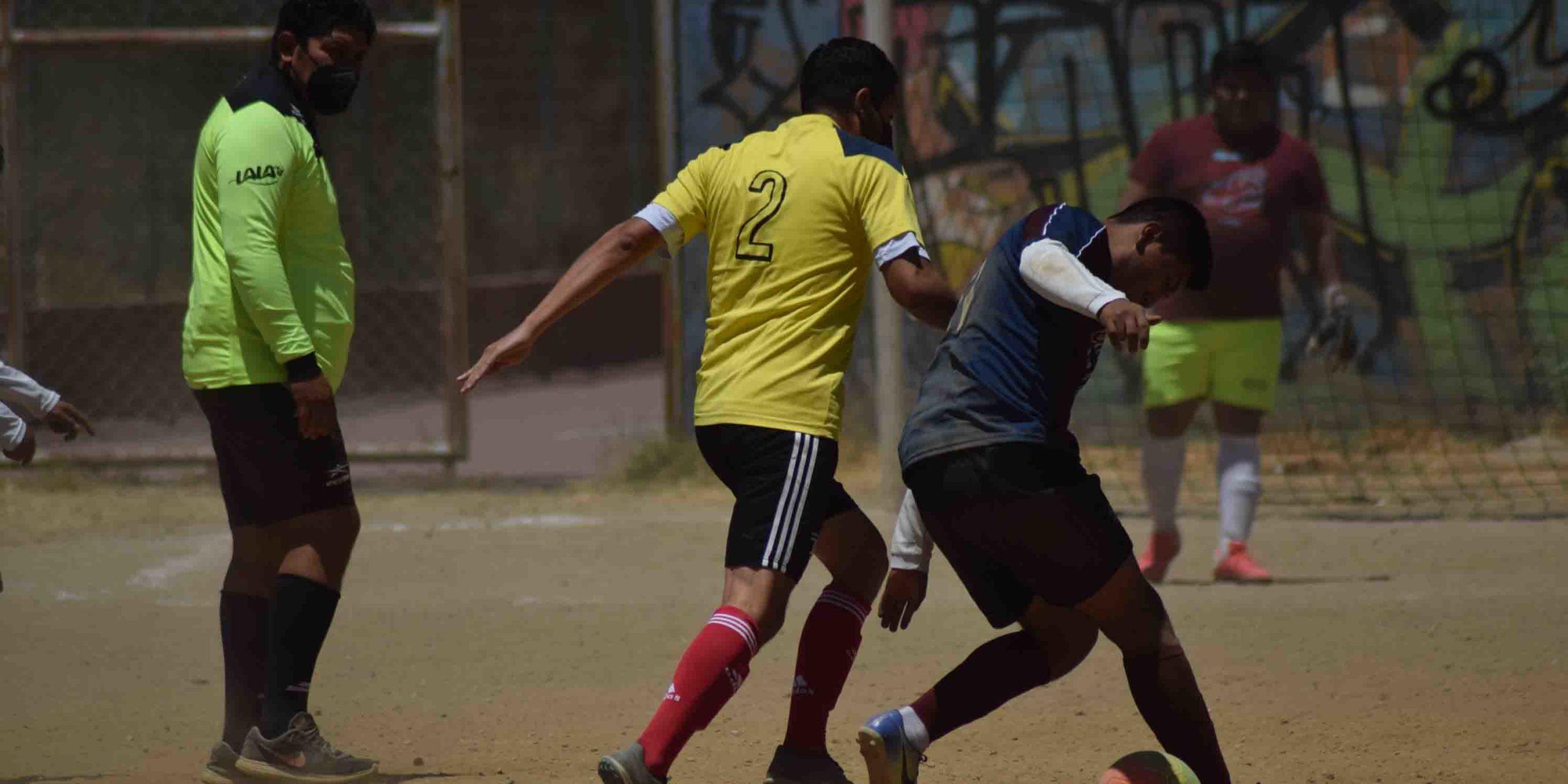 Intensa cartelera en la Liga de fútbol Libertad | El Imparcial de Oaxaca