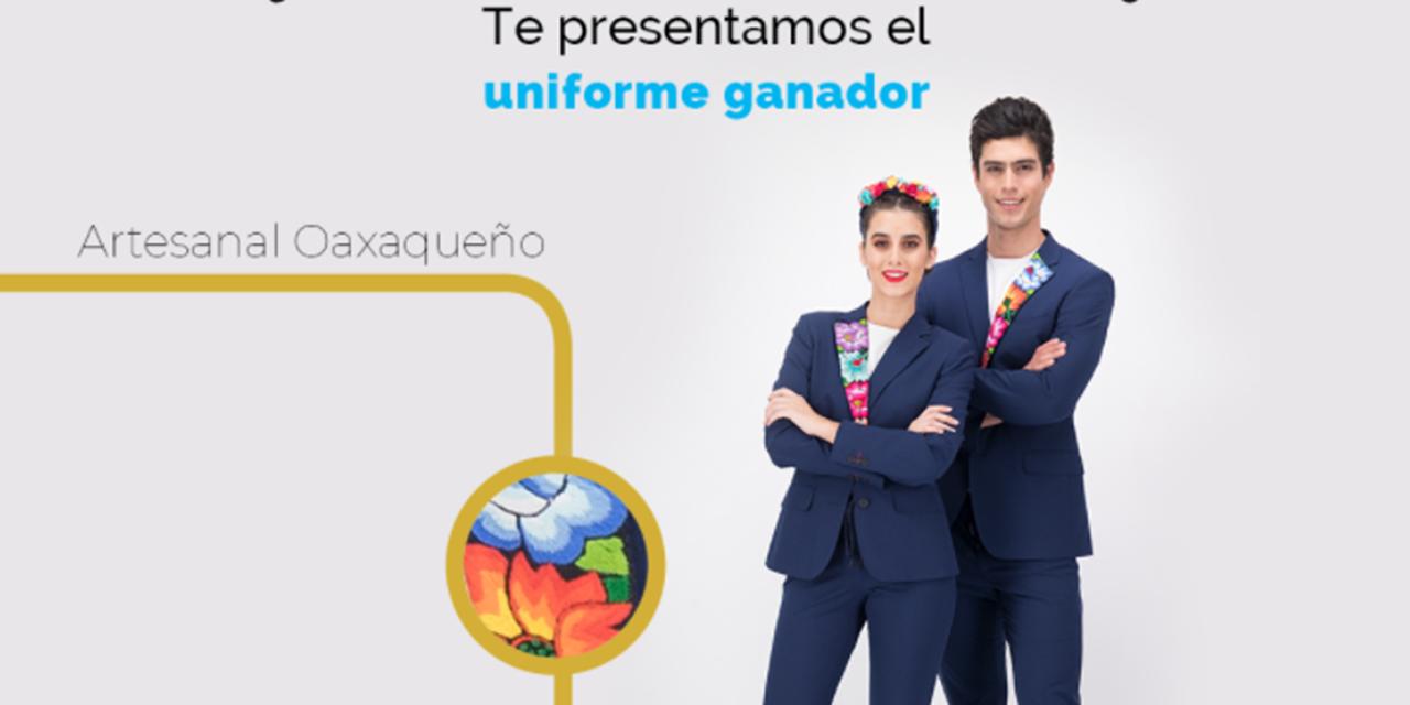 Bordados zapotecas lucirán en uniformes olímpicos de la selección mexicana en Tokio 2021   El Imparcial de Oaxaca