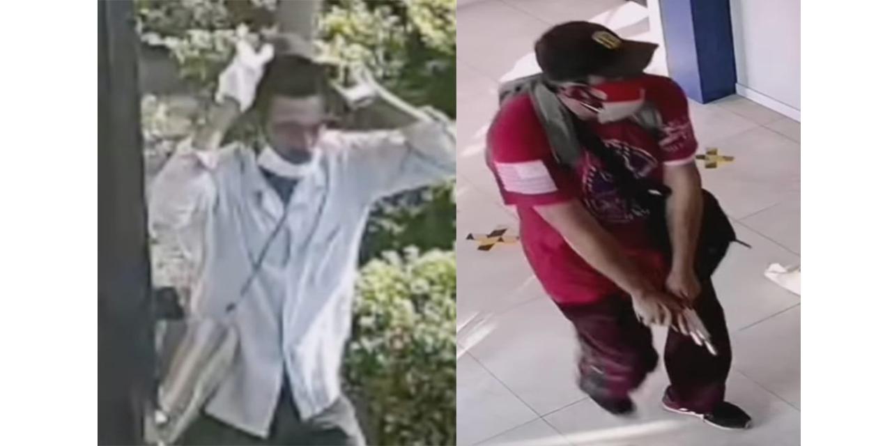 Difunden imágenes tras violento asalto a conocida empresa   El Imparcial de Oaxaca