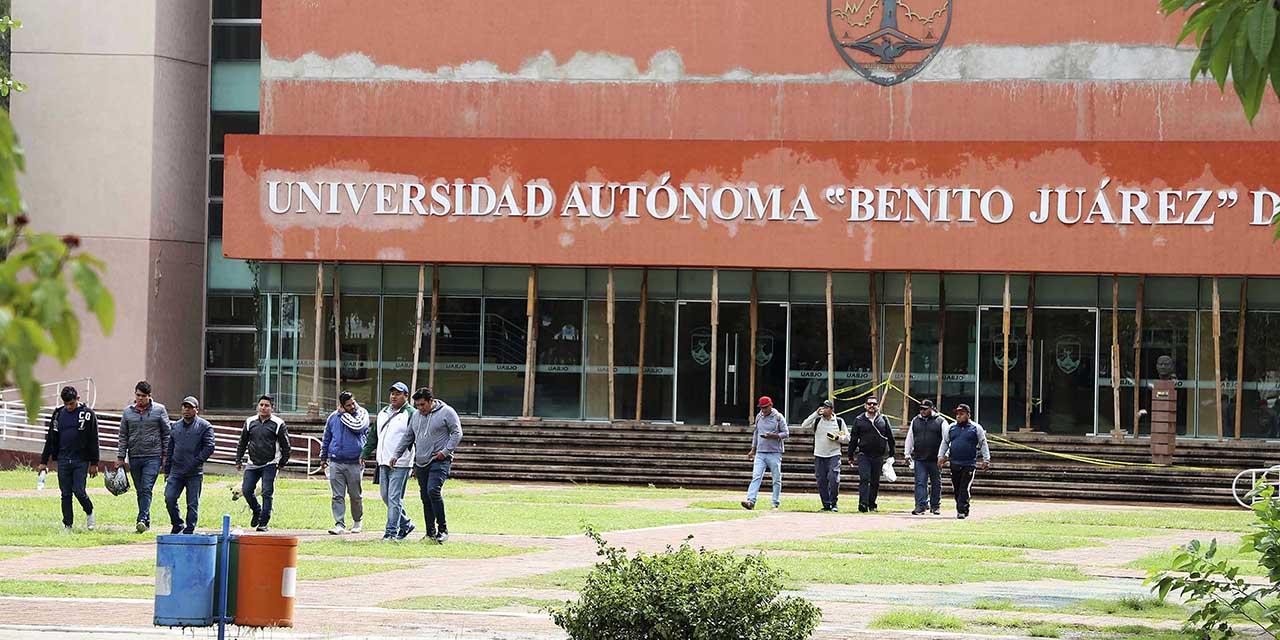 Analizarán cambio de rector de la UABJO | El Imparcial de Oaxaca