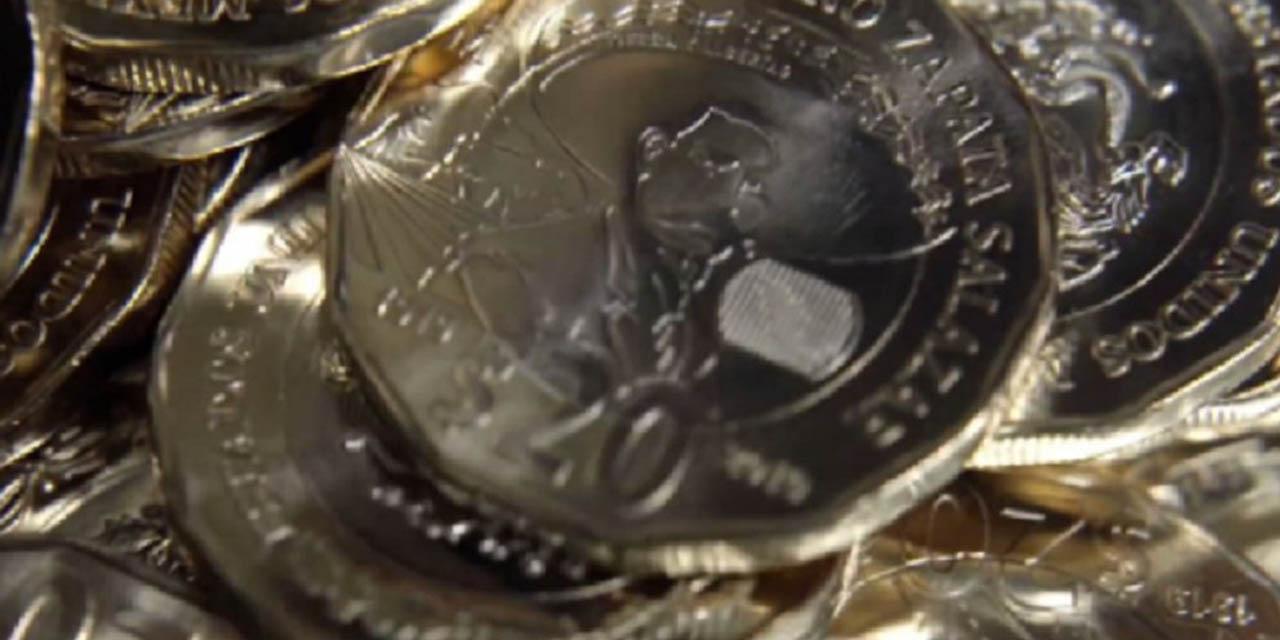 Esta es la moneda de 20 pesos que se cotiza hasta en 27,000 pesos en línea   El Imparcial de Oaxaca