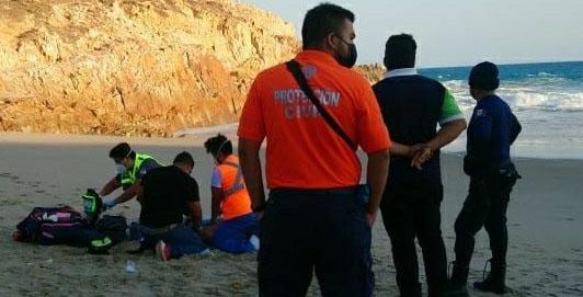 Piden a los turistas tomar precauciones en Playa Abierta | El Imparcial de Oaxaca