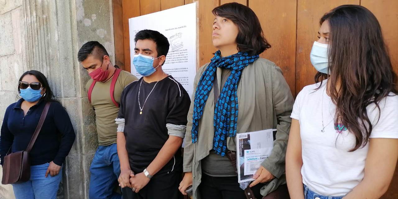 Desalojan, sin documento que lo avale, a empleado del MACO | El Imparcial de Oaxaca
