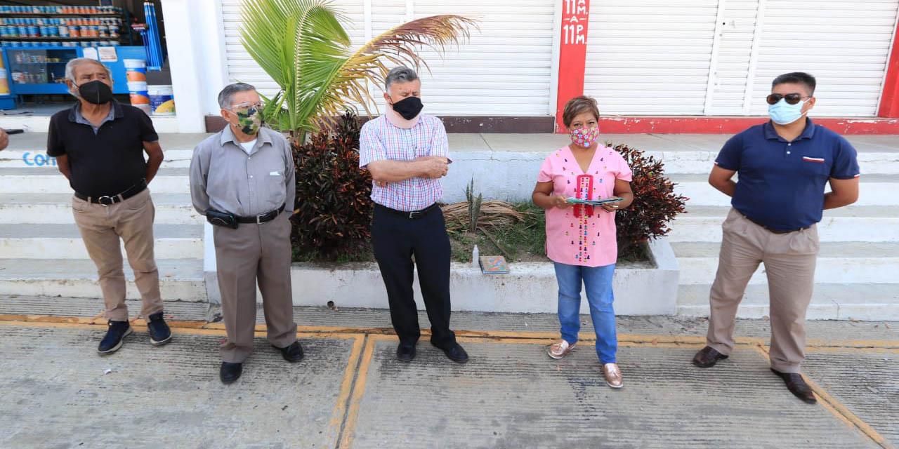 Vecinos de Antiguo Aeropuerto piden al gobierno concluir obra | El Imparcial de Oaxaca