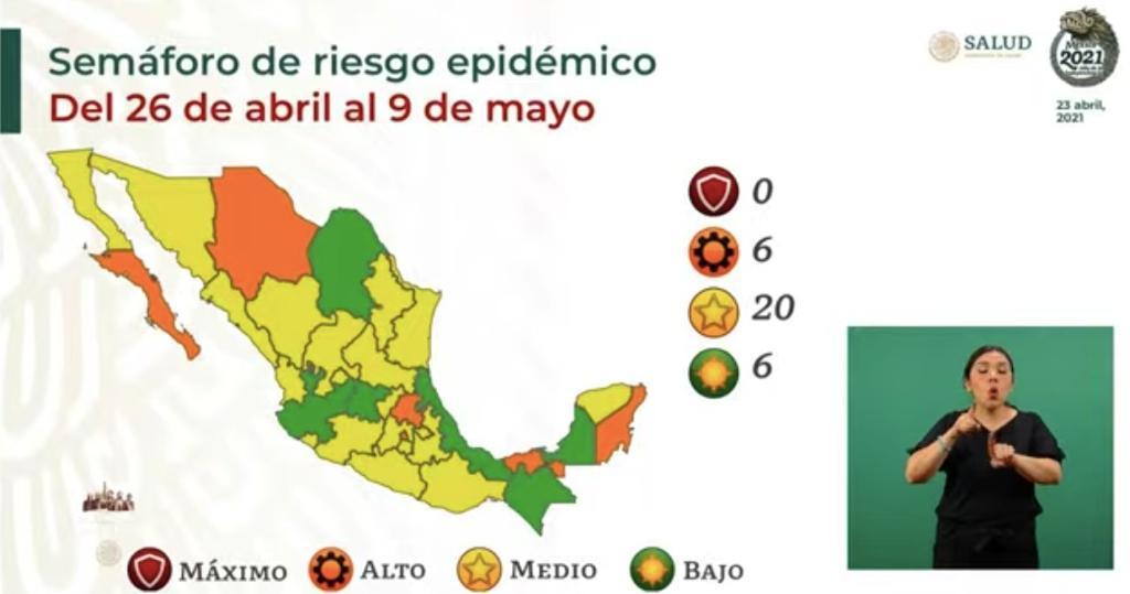 Oaxaca a semáforo amarillo | El Imparcial de Oaxaca
