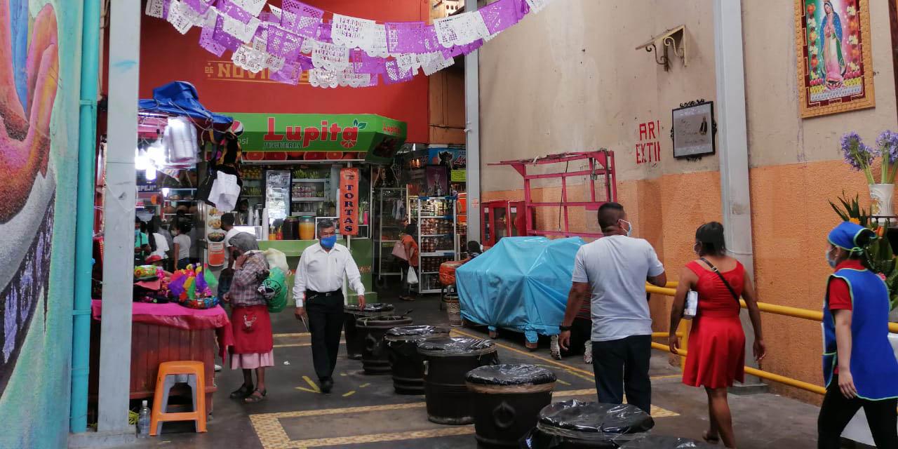 Locatarios del mercado 20 de Noviembre acusan a ayuntamiento por violar reglamentación | El Imparcial de Oaxaca