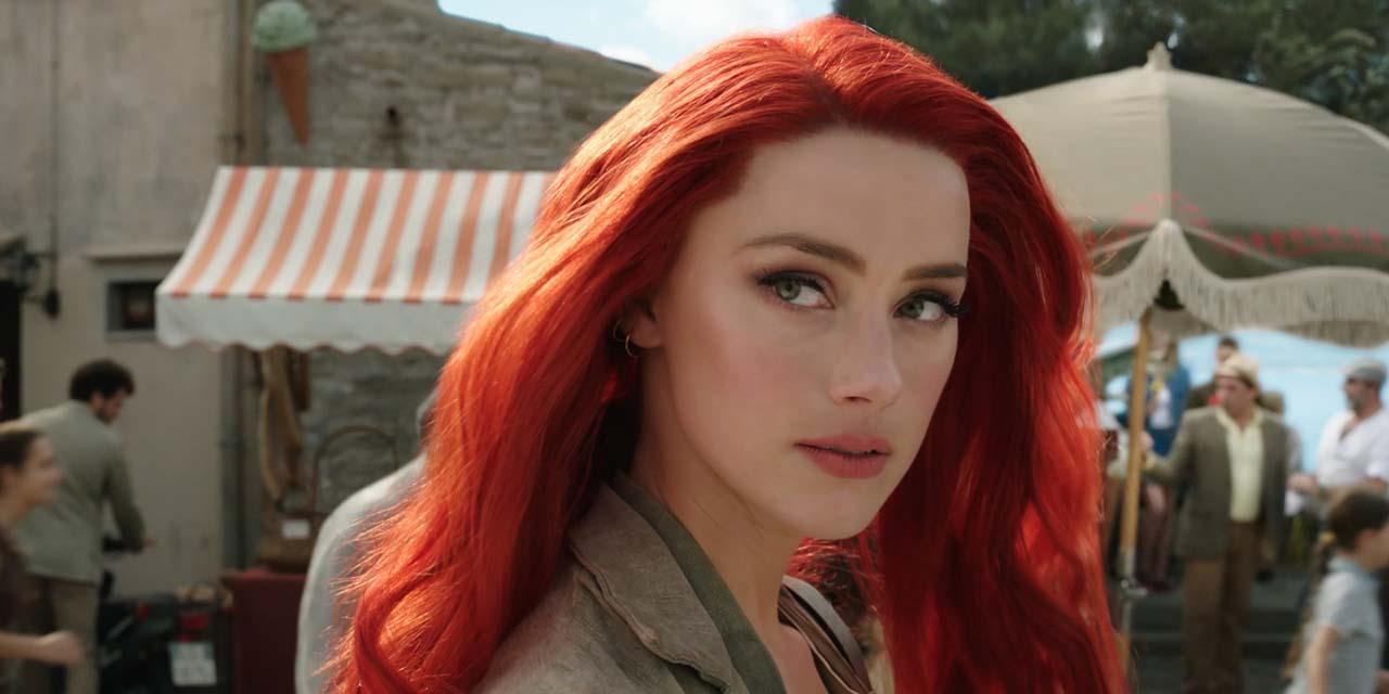 Así se prepara Amber Heard para su papel de Mera en Aquaman 2 | El Imparcial de Oaxaca