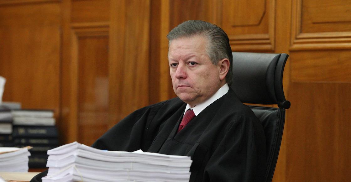 Amplia Senado el mandato del ministro presidente de la Suprema Corte   El Imparcial de Oaxaca