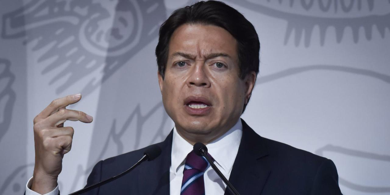 Mario Delgado celebra fallo del TEPJF a favor de Félix Salgado Macedonio y Raúl Morón | El Imparcial de Oaxaca