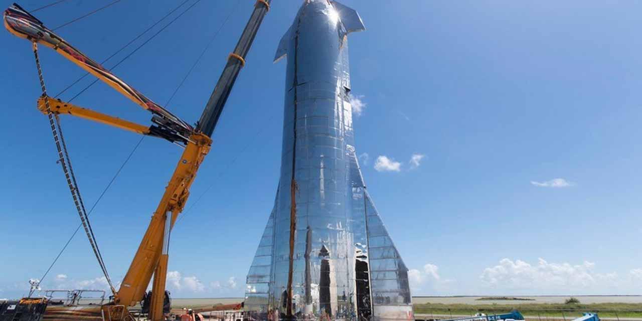 China se prepara para ir a Marte con un cohete parecido al Starship   El Imparcial de Oaxaca